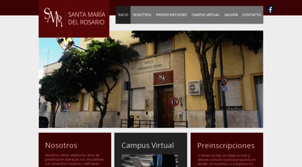 santamariadelrosario.org