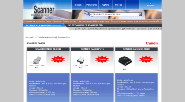 scanner-scanfile.fr