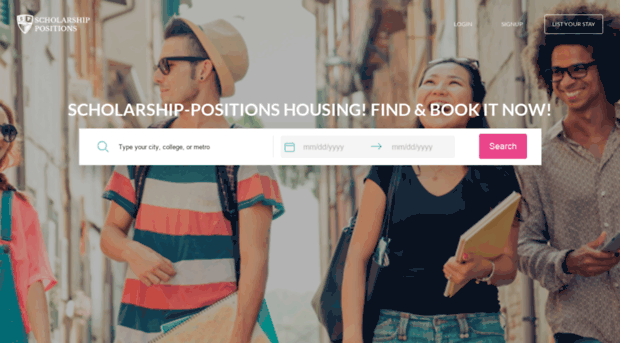 scholarship-positions.4stay.com