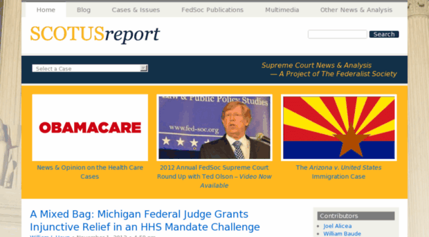 scotusreport.com