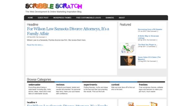 scribblescratch.com