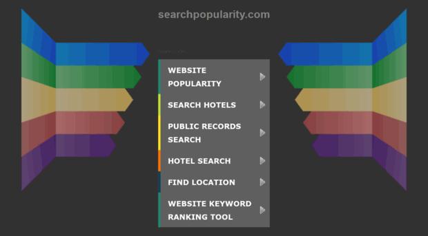 searchpopularity.com