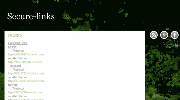 secure-links.blogspot.in