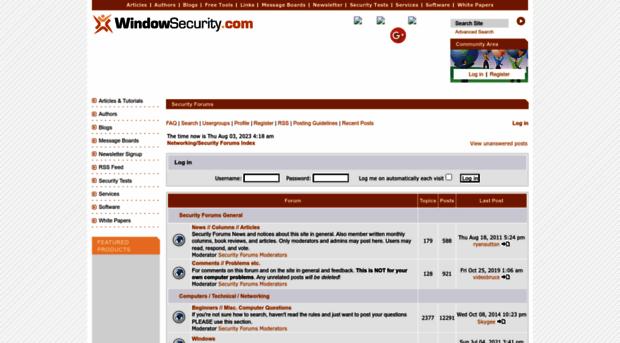 security-forums.com