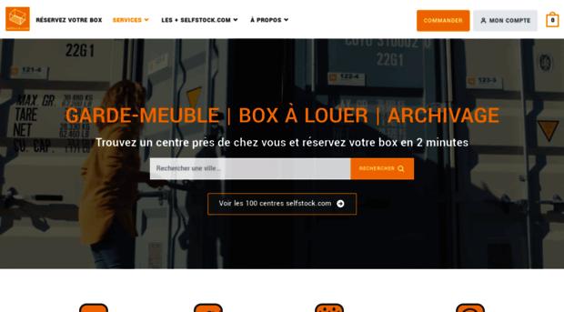 selfstock.fr