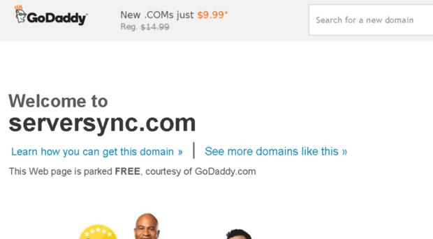 serversync.com