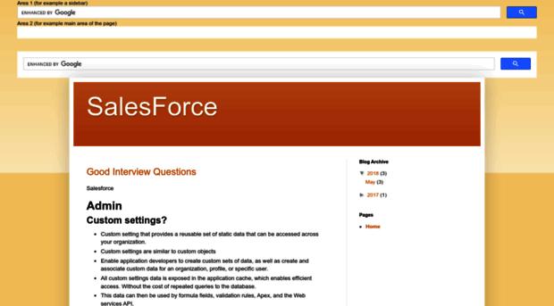 sforce123.blogspot.in