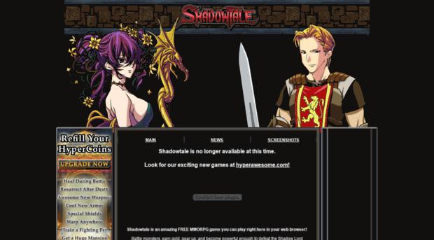 shadowtale.com