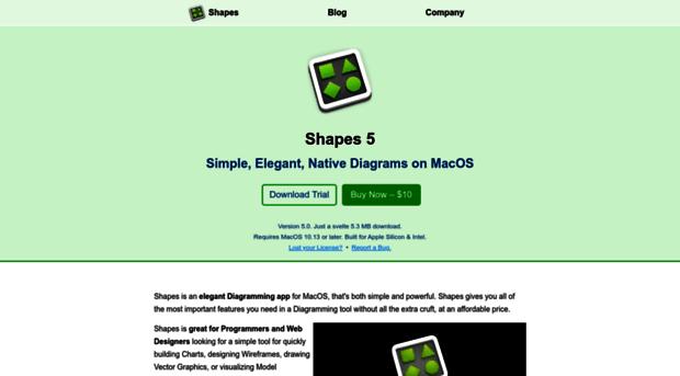 shapesapp.com