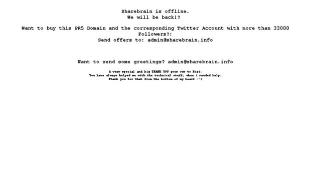 sharebrain.info