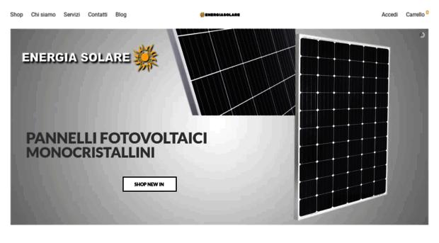 shop.energiasolare.com