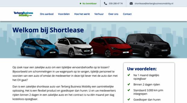 shortlease.nl