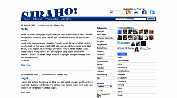 sibaho.blogspot.com