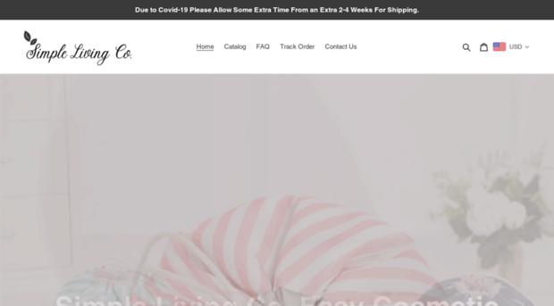 simplelivingcostore.com