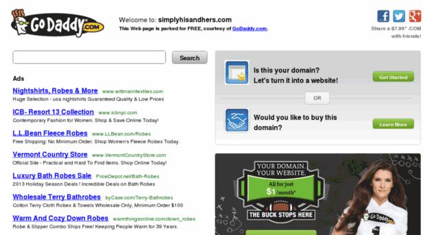 simplyhisandhers.com