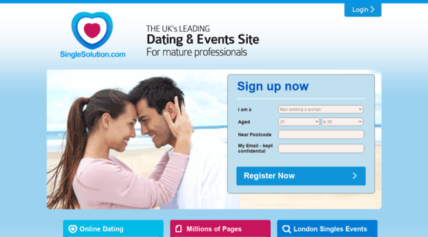Dating websites for london professionals