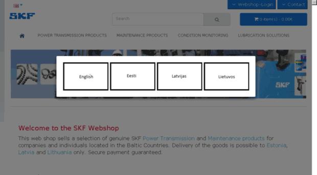 skfwebshop.skf.com