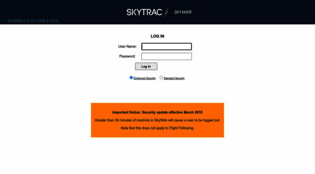 skyweb.skytrac.ca