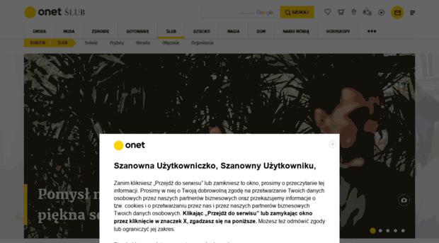 slub.onet.pl