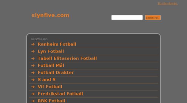 slynfive.com