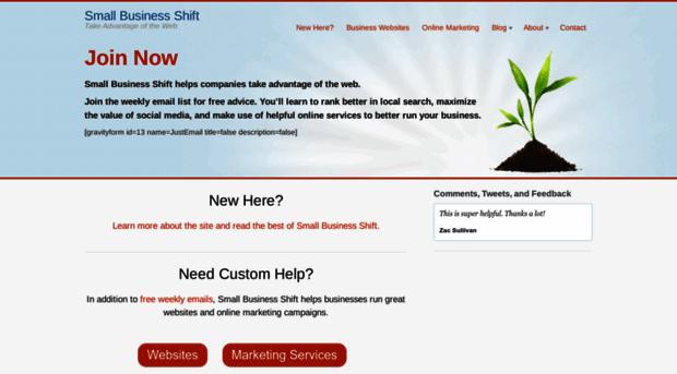 smallbusinessshift.com