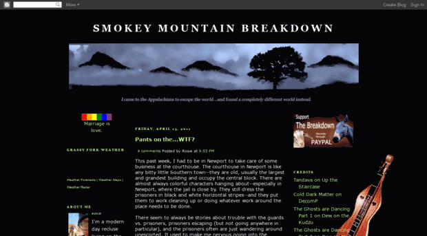 smokeymountainbreakdown.blogspot.com