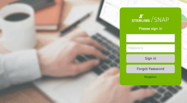 snap.sterlingpayment.com