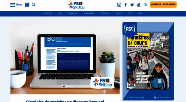 snuipp.fr