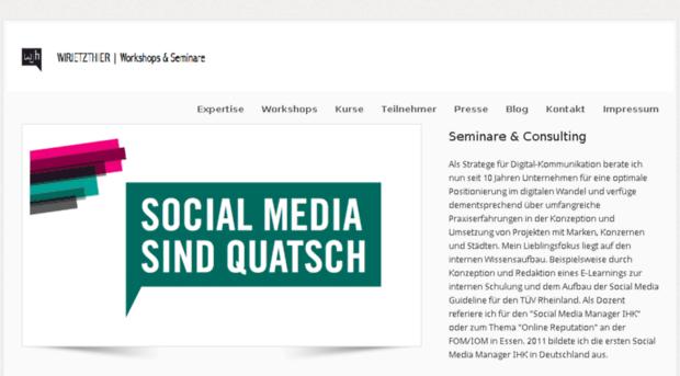 social-media-seminar.biz