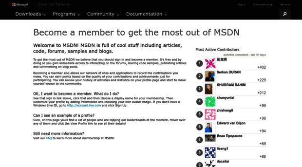 social.msdn.microsoft.com