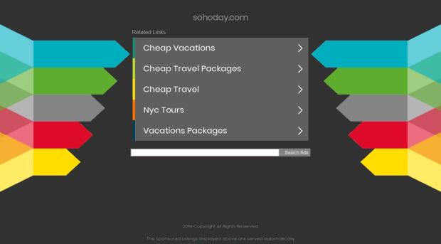 sohoday.com