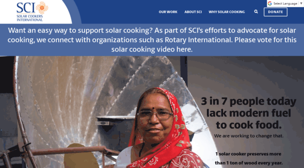 solarcookers.org
