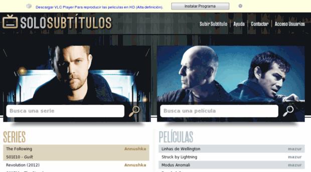 solosubtitulos.com