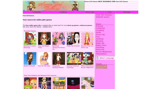 somegirlgames.com