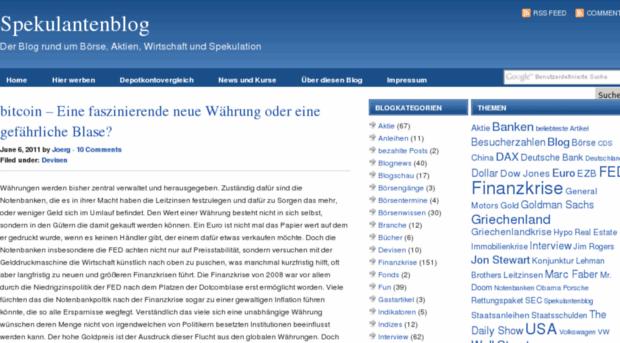 spekulantenblog.de