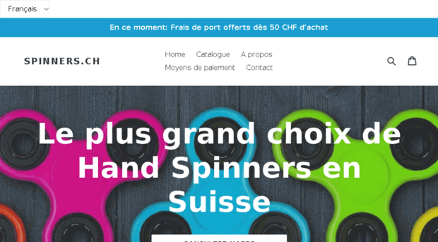 spinners.ch