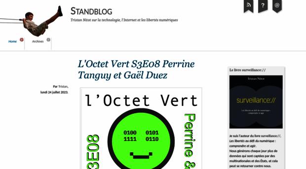 standblog.org