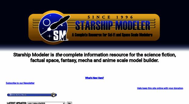 starshipmodeler.com