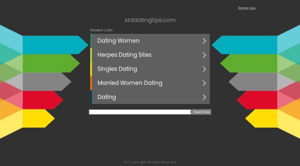 Date bride std dating site
