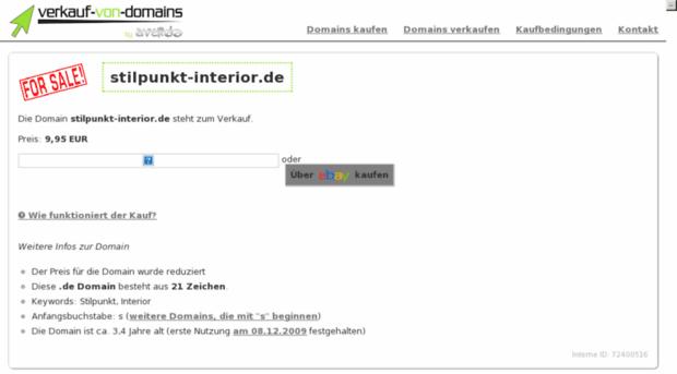 stilpunkt-interior.de
