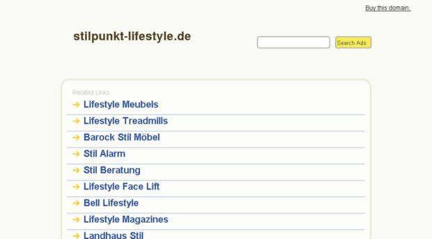 stilpunkt-lifestyle.de