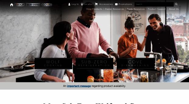 subzero-wolf.com