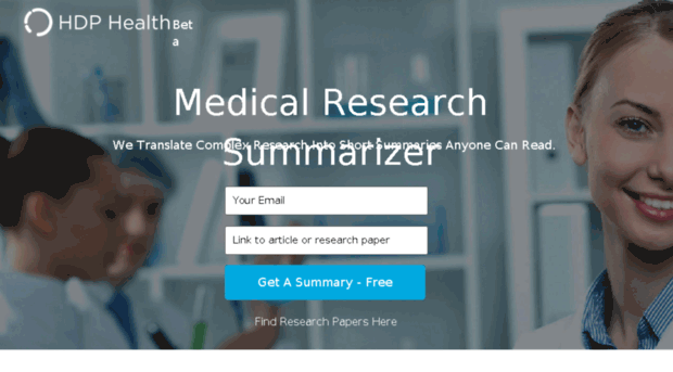 medical research paper search engines