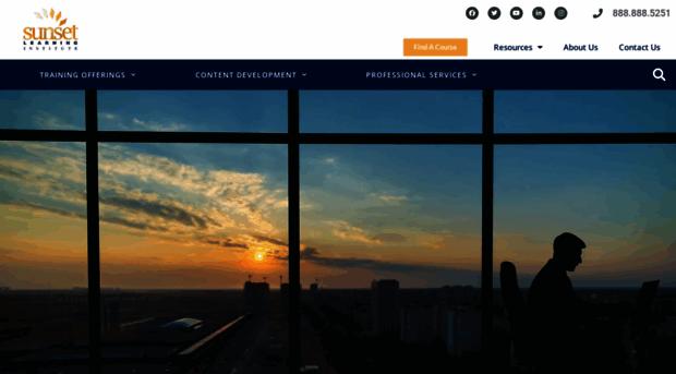 sunsetlearning.com