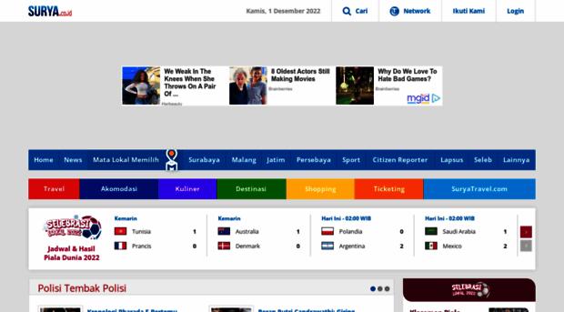 surabaya.tribunnews.com