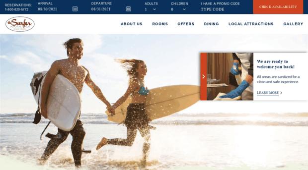 surferbeachhotel.com