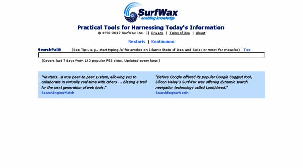 surfwax.com