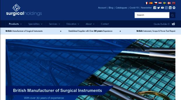 surgicalholdings.co.uk