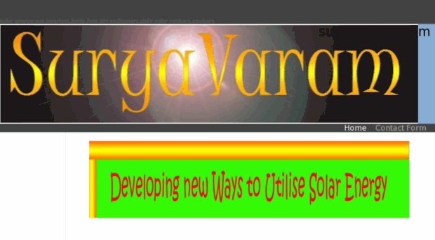 suryavaram.com