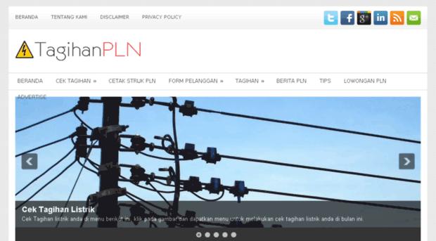 tagihanpln.com